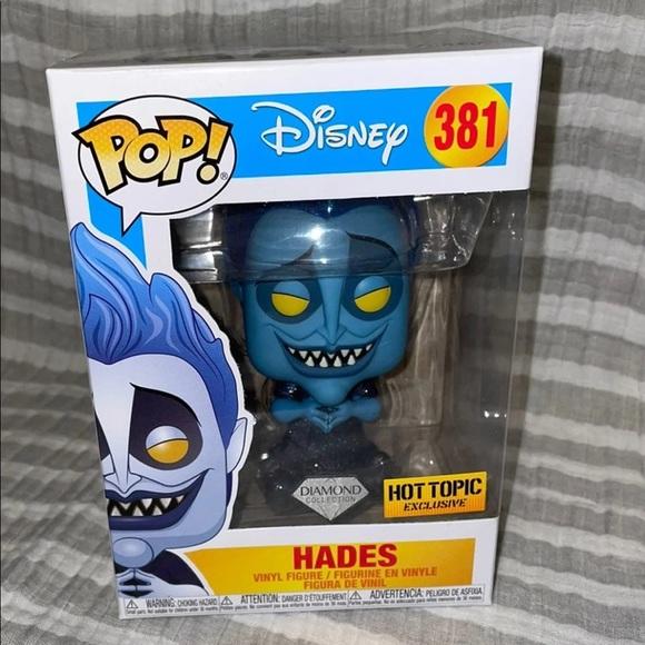 Hades funko pop
